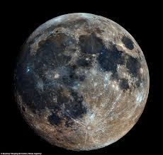 The Moon  Our only natural satellite